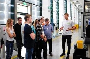 """WAGO Gruppe: WAGO begrüßt potenziellen Nachwuchs zum """"Tag der Ausbildung"""""""