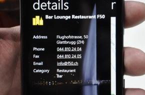 local.ch: local.ch App nun auch für das neue Windows Phone erhältlich