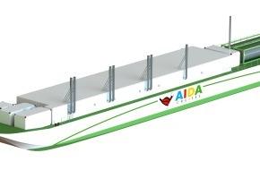 AIDA Cruises: AIDA begrüßt Senatsbeschluss zur alternativen Energieversorgung von Kreuzfahrtschiffen im Hafen Hamburg