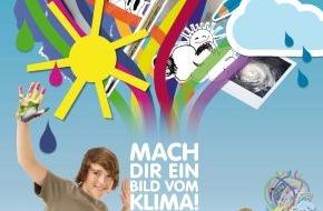 """BVR Bundesverband der dt. Volksbanken und Raiffeisenbanken: 40. Internationaler Jugendwettbewerb der Volksbanken und Raiffeisenbanken startet am 1. Oktober zum Motto """"Mach dir ein Bild vom Klima!"""" (mit Bild)"""