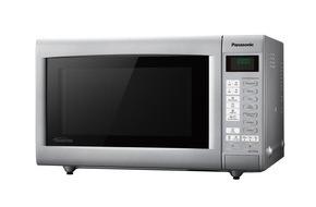 Panasonic Deutschland: Panasonic Kombigerät NN-CT565M mit Inverter-Mikrowelle, Grill und Ofen / Kompaktes 3-in-1 Gerät für die schnelle, vielseitige Genussküche
