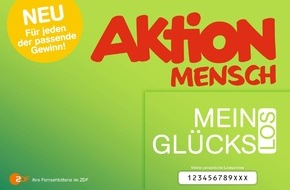 Aktion Mensch: Neues Los der Aktion Mensch ab 1. März / Glück und soziales Engagement kombiniert
