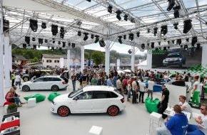 Skoda Auto Deutschland GmbH: SKODA Xtreme am Wörthersee