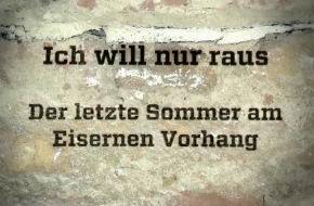 """ZDFinfo: """"Geschichte treffen"""": Wolf-Christian Ulrich erkundet in ZDFinfo den """"letzten Sommer am Eisernen Vorhang"""""""