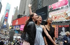 """ProSieben Television GmbH: Manhattan statt Mannheim! Ajsa, Vanessa oder Anuthida: Wer wird in New York """"Germany´s next Topmodel"""" 2015?"""