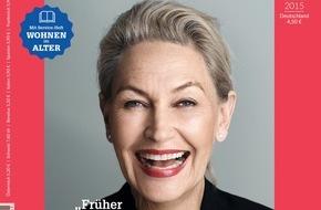 """Gruner+Jahr, BRIGITTE WIR: """"Alter hat Zukunft"""": Gruner + Jahr startet mit BRIGITTE WIR ein neues Magazin für die """"dritte Lebenshälfte"""""""
