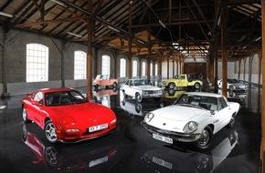 Mazda: Mazda Classic - Mazda Geschichte hautnah erleben