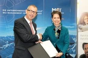 MCI Management Center Innsbruck: Gemeinsames Forschungslabor von Infineon und Management Center Innsbruck. Innovationsprojekt für Multicopter bereits marktreif.