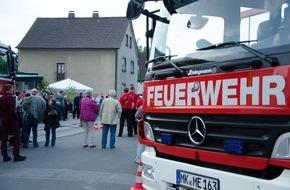Freiwillige Feuerwehr Menden: FW Menden: Löschgruppen Lendringsen öffnen ihre Tore