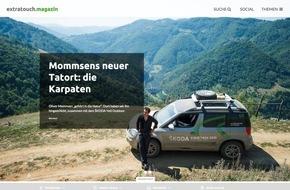 Skoda Auto Deutschland GmbH: SKODA AUTO Deutschland startet neues Online-Magazin 'extratouch'