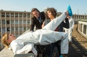 """SWR - Das Erste: Tagessieg für SWR-Tatort """"LU"""" 9,47 Millionen sahen die Ermittlungen von Lena Odenthal im Ersten"""