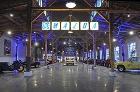 Mazda: Mazda Classic - Automobil Museum Frey: Die komplette Markengeschichte unter einem Dach