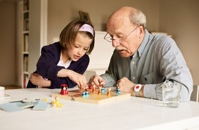 Initiative Hausnotruf: Hausnotruf gibt älteren Menschen Sicherheit im Alltag