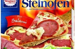 Nestlé Wagner GmbH: Pizza-Spezialist Wagner: Gütesiegel für höchste Qualität