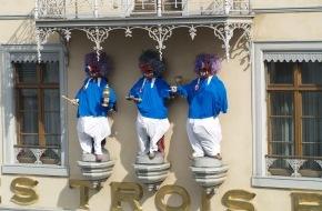 Grand Hotel Les Trois Rois: Die Drei Könige rüsten sich zum 37. Mal für die Basler Fasnacht