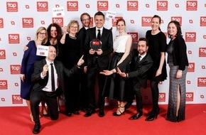 AbbVie Deutschland GmbH & Co KG: AbbVie auf Platz 2 der Top Arbeitgeber in Deutschland 2016