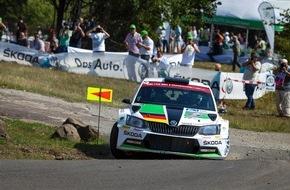 Skoda Auto Deutschland GmbH: SKODA AUTO Deutschland startet 2016 in Deutschlands höchster Rallye-Liga