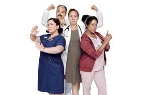 """Sky Deutschland: """"Getting On - Fiese alte Knochen"""" - 2. Staffel der HBO-Comedyserie exklusiv auf Sky"""