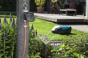 RWE International SE - Effizienz: RWE und Gardena kooperieren / Gardena nutzt die neue Gerätesprache Lemonbeat von RWE