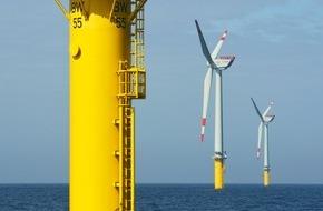 Trianel GmbH: Stadtwerke vollenden Pionierleistung in der Nordsee / Trianel Windpark Borkum in Betrieb
