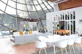 FeWo-direkt: HomeAway eröffnet Appartement im Eiffelturm: Erstmals Übernachtungen im weltberühmten Wahrzeichen möglich