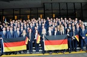 WorldSkills Germany e.V.: Gleich 22 Auszeichnungen für Team Germany bei WM der Berufe WorldSkills Sao Paulo 2015
