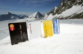 Ticketcorner AG: Mit Postfinance Card Ticket, Coop SUPERCARD Ticket, Ticketcorner V.I.P. Card und TCS: Ohne Anstehen in über 50 Skigebiete