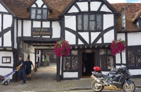 Schnieder Reisen-CARA Tours GmbH: Miss Marple trifft Hamlet// Schnieder Reisen: Autorundreisen auf den Spuren großer Schriftsteller durch England