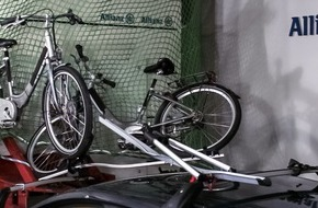 Allianz Suisse: Allianz Suisse: Fliegende E-Bikes