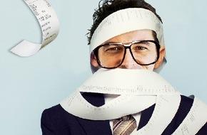 COMPUTER BILD: COMPUTER BILD-Steuersoftwaretest: Webdienste deutlich unzuverlässiger als PC-Programme