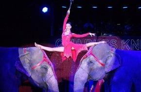 """Aktionsbündnis """"Tiere gehören zum Circus"""": Zensur in der ARD? Aktionsbündnis wirft ARD verfälschte Darstellung des Zirkus-Festivals von Monte Carlo vor"""