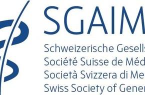 Schweiz. Gesellschaft für Allgemeine Innere Medizin - SGAIM: la più grande associazione specialistica in Svizzera: Assemblea costitutiva della Società Svizzera di Medicina Interna Generale (SSMIG)di 17 dicembre 2015