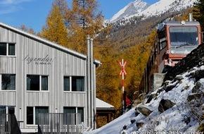 """Schweizer Reisekasse (Reka) Genossenschaft: Neue Ferienanlage """"legendär"""" Zermatt - exklusiv buchbar bei Reka"""
