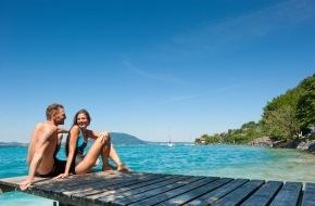 Tiscover GmbH: Tiscover präsentiert die Top 10 Sommerregionen Österreichs