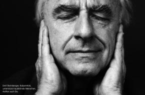 Schweiz. Zentralverein für das Blindenwesen SZB: SZB - Prominente setzen sich für taubblinde Menschen ein