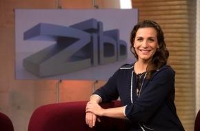 """Rundfunk Berlin-Brandenburg (rbb): Nadine Heidenreich ist neue Moderatorin bei """"zibb"""" im rbb Fernsehen"""