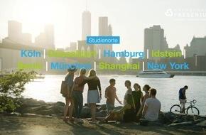 Hochschule Fresenius für Wirtschaft und Medien GmbH: Hochschule Fresenius startet ihre bislang größte Kommunikationskampagne