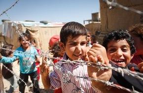 Caritas Schweiz / Caritas Suisse: Des organisations non gouvernementales en appellent à la conférence des donateurs de Londres / Les attaques contre les écoles et les hôpitaux syriens doivent cesser immédiatement (IMAGE)