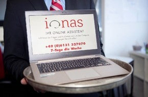 ionas OHG: Bei Anruf PC-Hilfe - Neuer Dienstleister bietet Rundum-Service