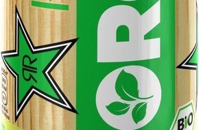 PepsiCo Deutschland GmbH: Rockstar rockt mit Bio-Qualität und neuen Sorten in den Sommer