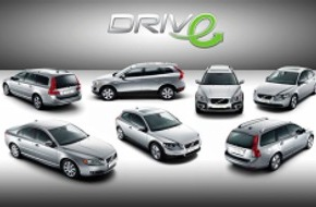"""Volvo Car Switzerland AG: Sept nouveaux modèles Volvo """"DRIVe"""" affichant les meilleures valeurs d'émissions de CO2 dans leur segment"""