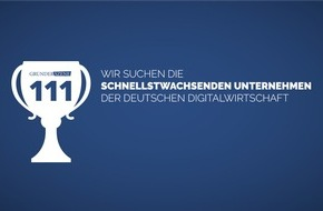 Vertical Media GmbH: Bewerbungsaufruf für die Gründerszene 111