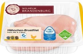 """REWE Markt GmbH: REWE führt Hähnchenfleisch """"Ohne Gentechnik"""""""