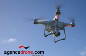 Agence Virtuelle SA: Agence Virtuelle SA lance Sky Branding [TM] un service dédié aux marques pour valoriser les vues aériennes et vidéos en FHD avec des drones, une technologie accélérateur de ventes