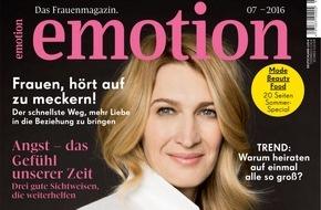 """EMOTION Verlag GmbH: Stefanie Graf: """"Ich verstehe, dass die Situation in Deutschland nicht einfach ist"""""""
