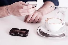 ...: FLINK macht das Internet für Reisende mobil