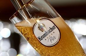 Krombacher Brauerei GmbH & Co.: Krombacher Gruppe wächst um 4,8 % auf Rekordhoch
