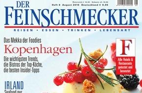 """Jahreszeiten Verlag, DER FEINSCHMECKER: """"Deutschlands exklusivstes Hideaway: Weissenhaus Grand Village Resort & Spa wurde von DER FEINSCHMECKER zum Hotel des Jahres gewählt"""""""