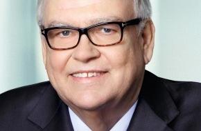 ARAG: ARAG SE: Dr. Paul-Otto Faßbender führt Vorsitz im Vorstand für weitere fünf Jahre (FOTO)