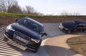 """BFFT Gesellschaft für Fahrzeugtechnik mbH: Begeisternde Fahrerlebnisse in Neuburg an der Donau  /  Fahrzeugtechnikentwickler BFFT übernimmt Betreuung des neuen Fahrerlebniszentrums """"Audi driving experience center"""""""